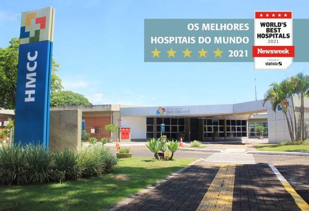 Revista Newsweek aponta Hospital Costa Cavalcanti como o melhor do Paraná